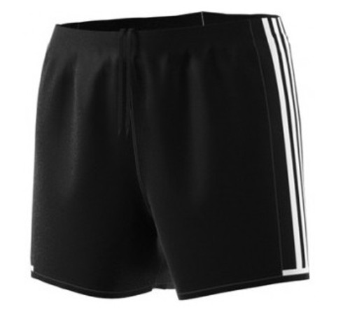Claremont Stars Womens Shorts - Adidas Condivo 16 - Black/White