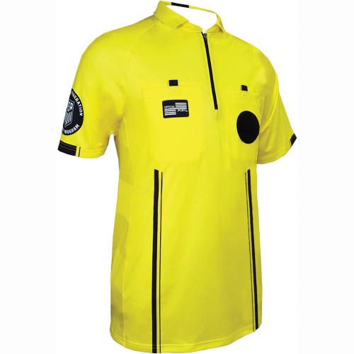 USSF Pro Yellow SS Shirt