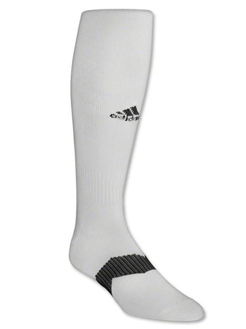 adidas Metro IV Sock - White/Black/Night Gray