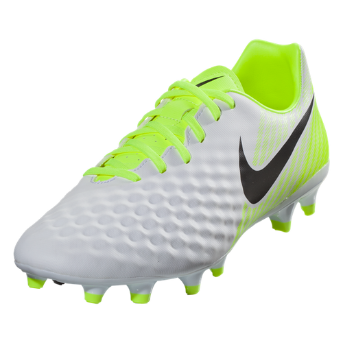 Nike Magista Onda II FG - White/Black/Volt/Pure Platinum SD (111617)