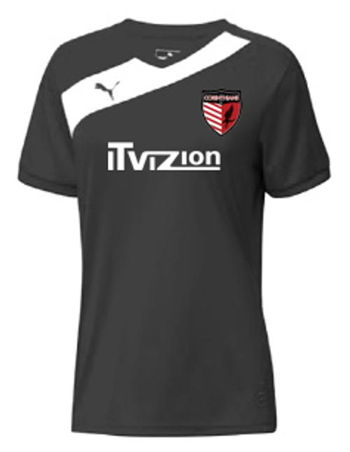 Corinthians SC Puma Santiago Women's Jersey - Black