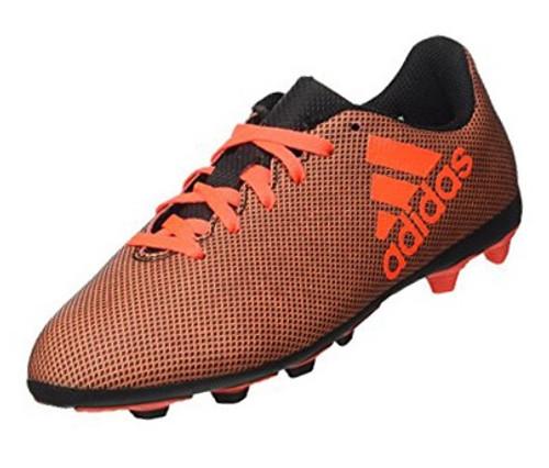 Adidas X 17.4 FG J - Solar Orange/Core Black/Solar Red (102117)