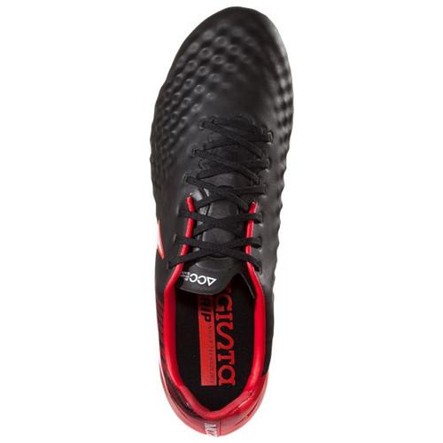 the best attitude 1641e 33e1e ... Nike Magista Opus II FG - BlackWhiteUniversity Red (41618) ...