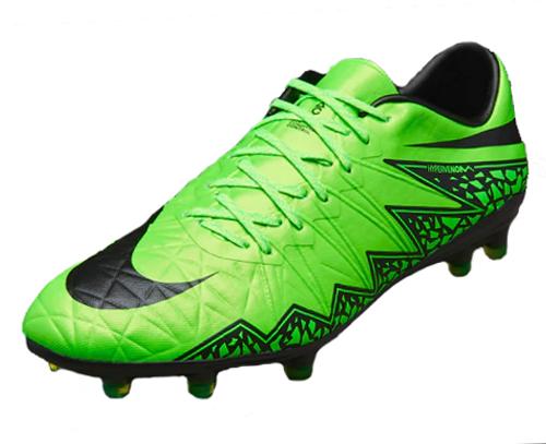 Nike Hypervenom Phinish FG - Green Strike/Black-Volt-Black (111117)
