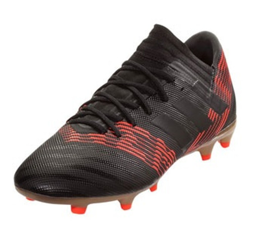 check out 16609 567e3 Adidas Nemeziz 17.3 FG - Core BlackSolar Red (51218)