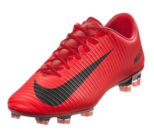 Nike Mercurial Veloce III FG - University Red/Black (121517)