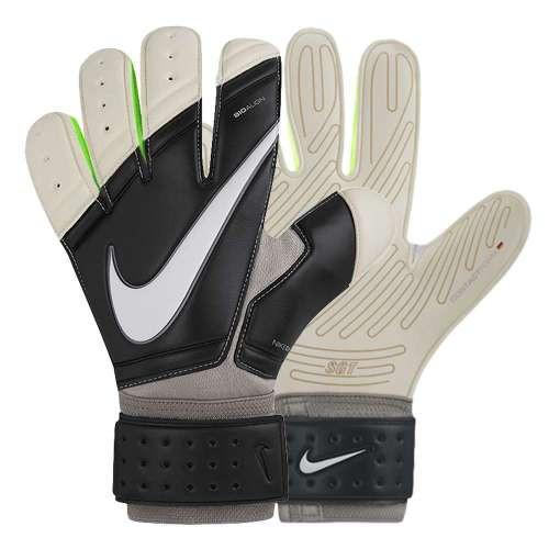 f3710153b95 Nike GK Premier SGT - Black White Electric Green (122417) - ohp soccer