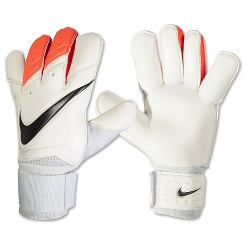 Nike GK Vapor Grip 3 - White/Total Orange/Black (122417)