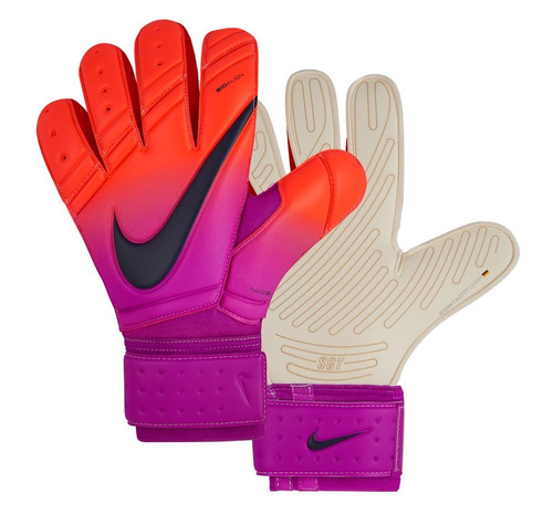 Nike GK Premier SGT - Total Crimson/Hyper Grape/Obsidian (122517)