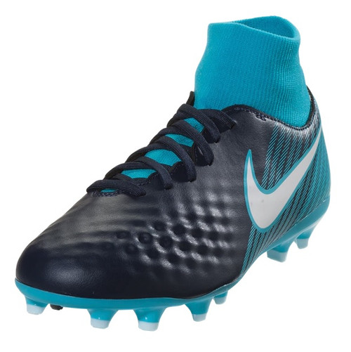 486a17ae9ad01 Nike Magista Obra II AG-Pro - Black White University Red (01518 ...