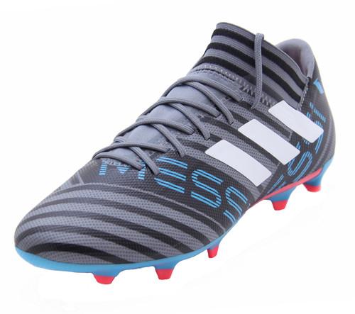 Adidas Nemeziz Messi 17.3 FG - Grey/White/Core Black (011918)