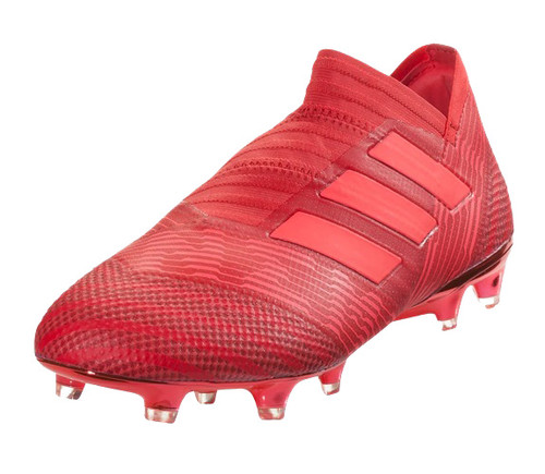 Adidas Nemeziz 17+ FG - Real Coral/Red Zest (011918)