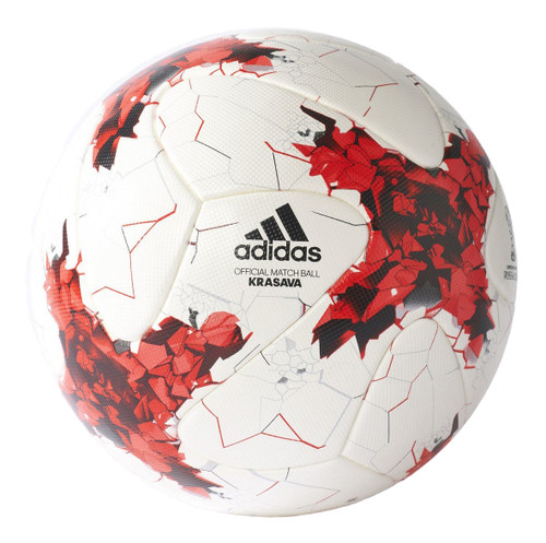 Adidas Condederations Cup 2017 Official Match Ball - White (41518)