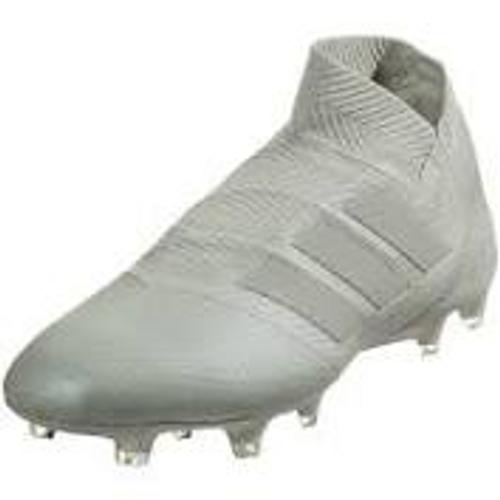 Adidas Nemeziz 18+ FG - Ash Silver/Ash Silver/Running White (101718)