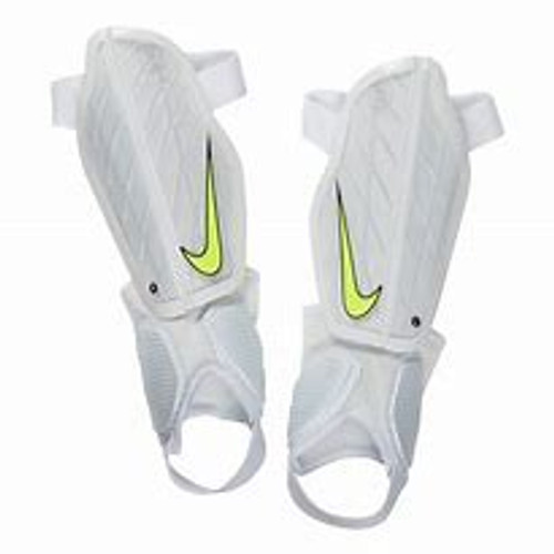 Nike Protegga Flex Football Shin Guards -White/ Black/Black (101118)