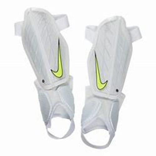 Nike Protegga Flex Football Shin Guards -White/ Black/Black (101118)