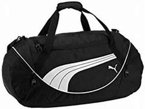 """Puma Formation 24"""" Duffle Bag -Black/White RC (101718)"""