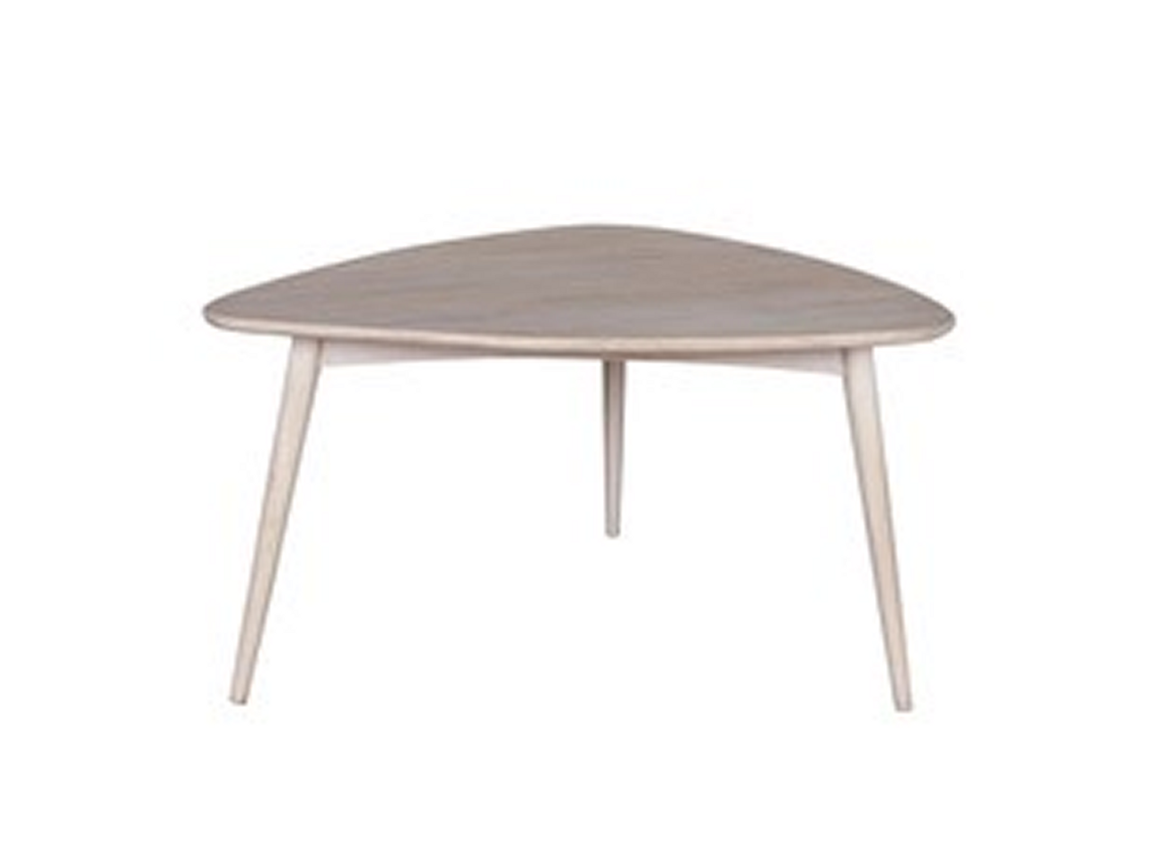 tagged coffe triangle table coffee collections rowico cappuccino cm oak tables