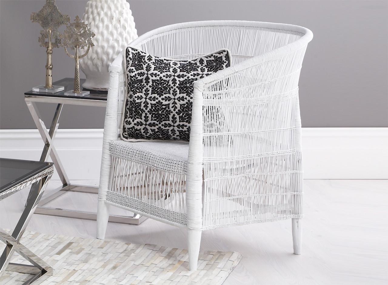 Chair Malawi Chair In White