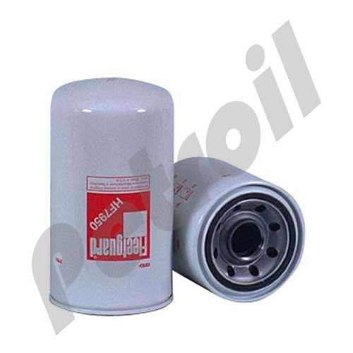 HF7950 Fleetguard Hydraulic Filter Spin On AGCO 3383386M92