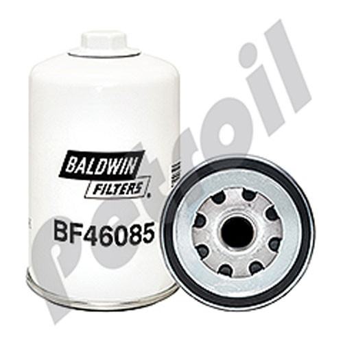 (Case of 12) BF46085 Baldwin HD FUEL SPIN-ON (DIESEL) John Deere  LW10429946