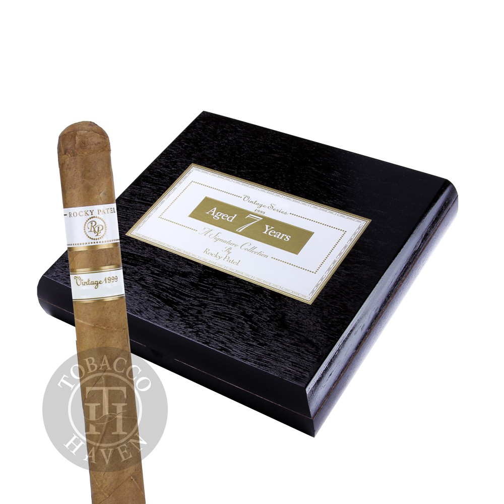 Rocky Patel - Vintage Series - 1999 Connecticut Toro Tubo Cigars, 6x50  (10 Count)