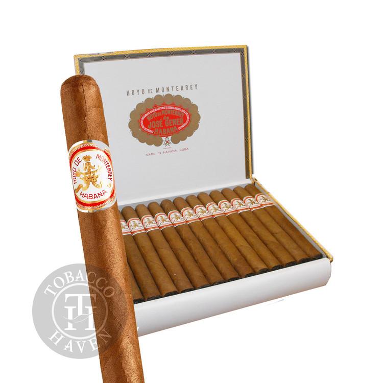 Hoyo De Monterrey - Coronas, 5 5/8 x 46 Cigars (25 Count)