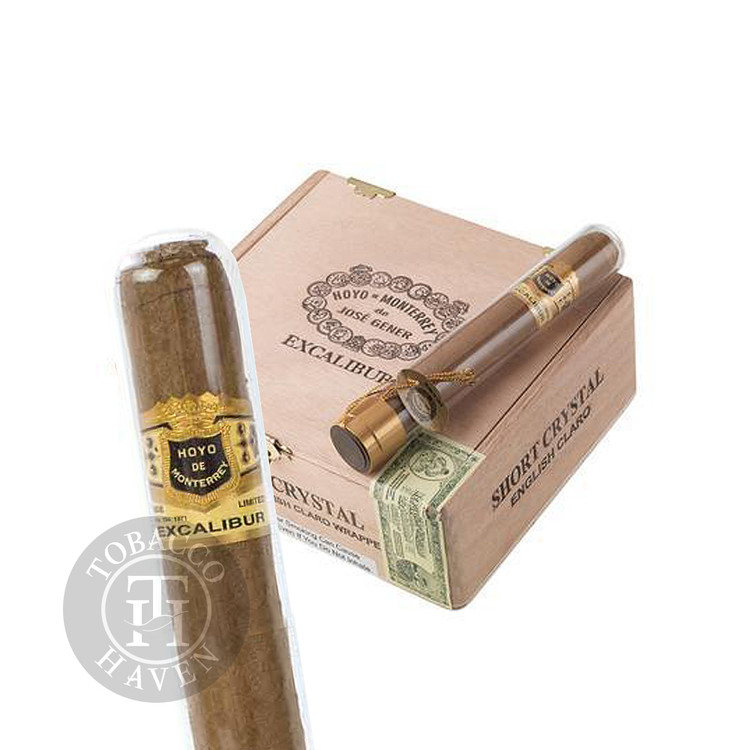 Excalibur Short Crystal - 5 1/4  x 50 Cigars (10 Count)