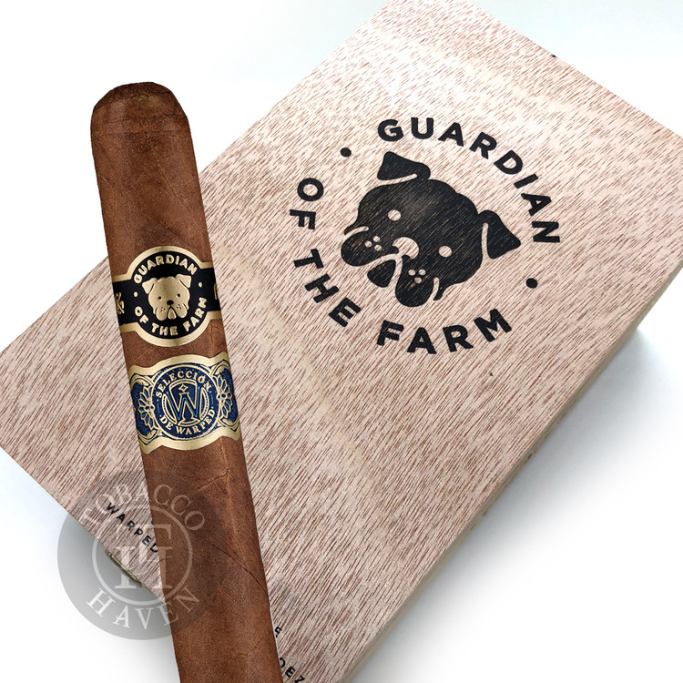 Casa Fernandez - Guardian of the Farm Apollo Cigars (Box)