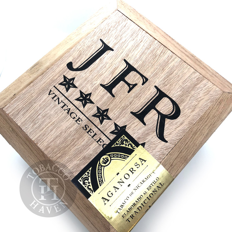 JFR Maduro Super Toro Cigars (Box of 50)