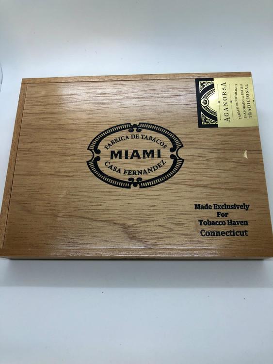 30th Anniversary  Cigar - Casa Fernandez Cigar Box Connecticut