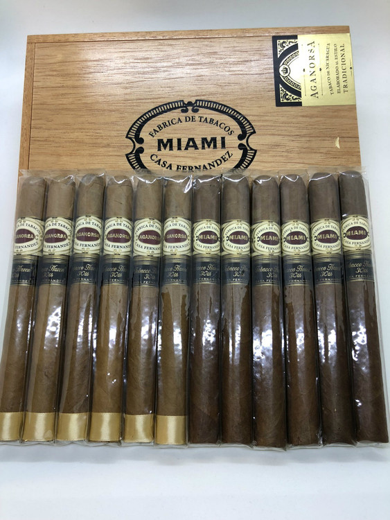 30th Anniversary  Cigar - Casa Fernandez 6 pack of Connecticut and 6 pack of Corojo