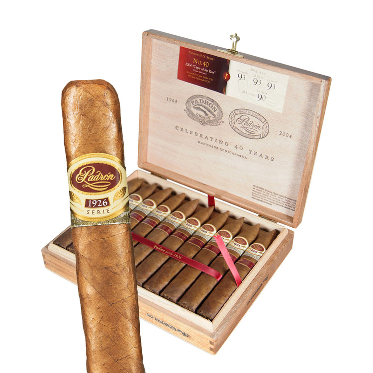 Padron - Anniversary 1926 - Natural #9 Cigars, 5 1/4x56 (24 Count)
