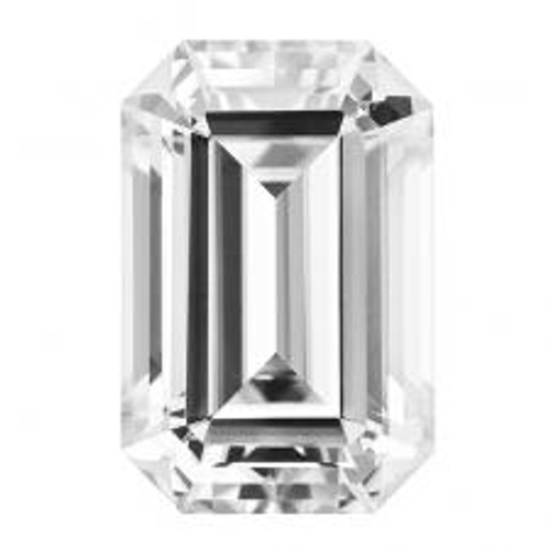 NEO Moissanite Loose Emerald Cut - G-H Color