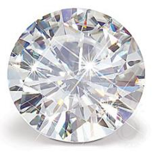 "NEO Moissanite Loose Round ""DIAMOND CUT"" -  GH Color / VVS1 Clarity - VIDEO BELOW!"