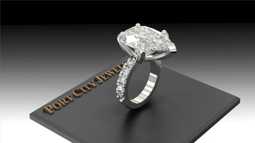 ** Images Shown In A 7CT Center.  This Listing Is For the 5CT Center **