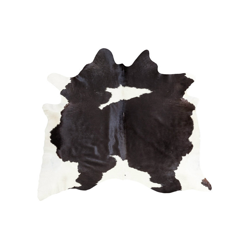 Cow Hide Black and White