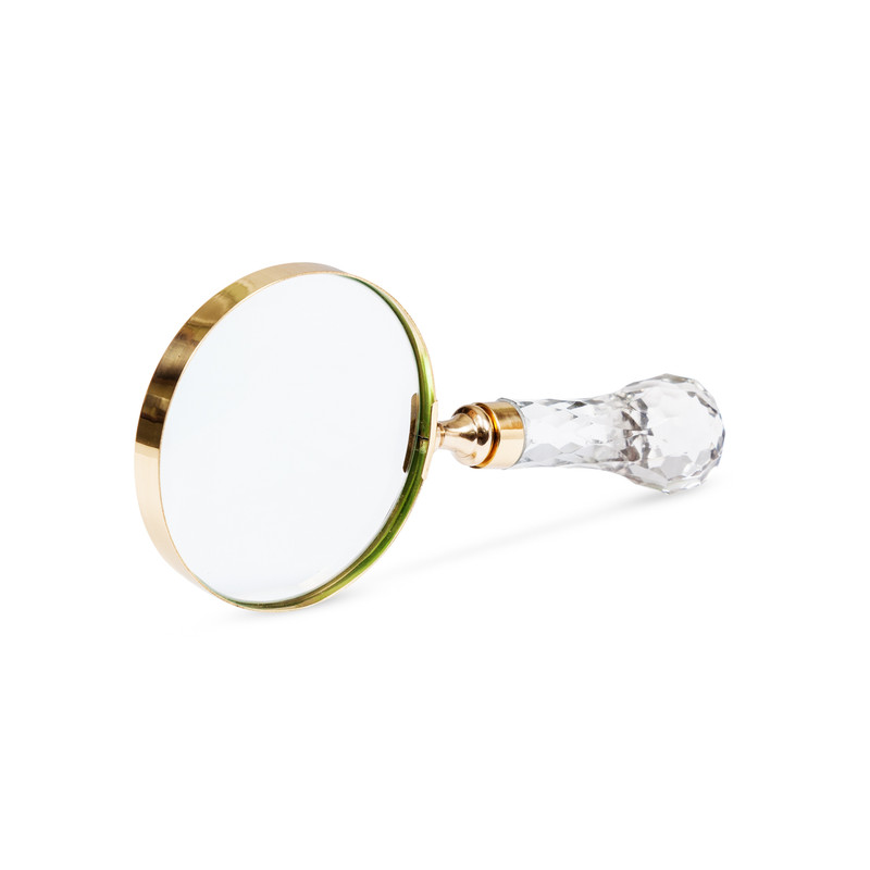 Magnifying Glass Clear Handle