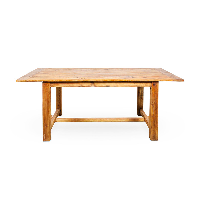 Recycled Wood Dining Table