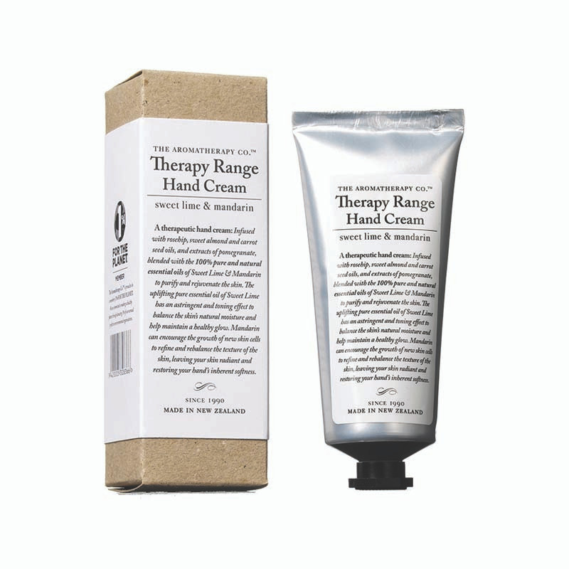 Therapy Range Hand Cream Sweet Lime & Mandarin 75ml
