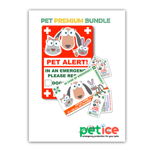 PET design PetICE PREMIUM BUNDLE