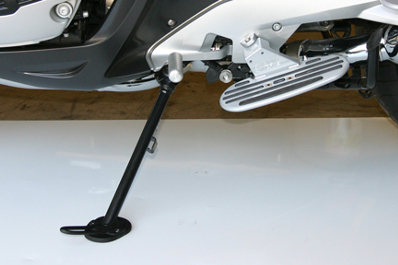 Motorcycle Sidestand Foot plate Enlarger