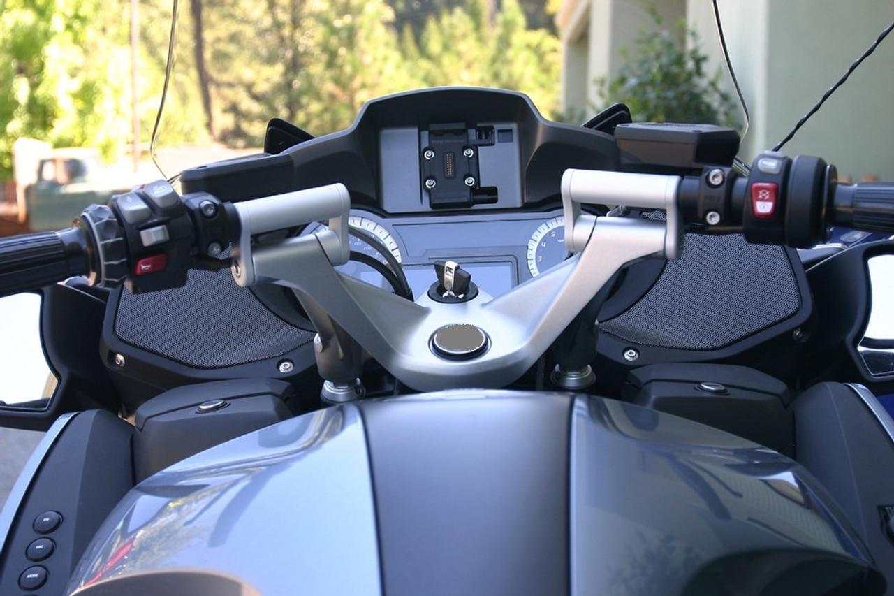 BMW R1200RTLC (2014+) Bar Riser Kit