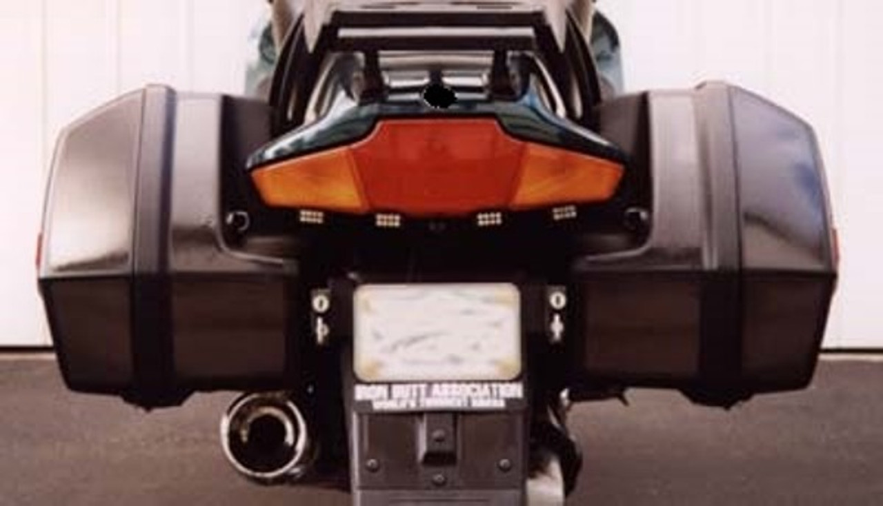 BMW R1100/50RT-RS-S Side Bag ReflectiveTape Kit for System Cases