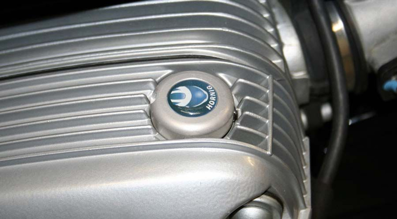 BMW R1100-R1150 Security Oil Fill Plug Silver