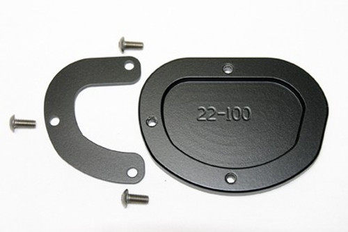 Sidestand Enlargement Plate for BMW F650GS 00-07 & G650GS Single