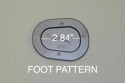 Sidestand Foot plate Riser Enlarger for R1200GSADV LC 2014+
