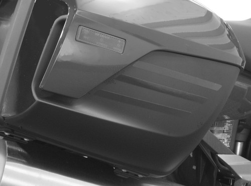 BMW K1600GT/GTL R1200RTLC (2014+) Side Bag Reflective Tape Kit