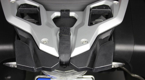 Under tail Auxiliary bag for BMW R1200GS 2013-up  - fits below the luggage rack