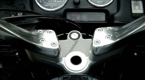 Carbon Look Top Yoke Pad for BMW R1100/50RT